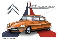 Citroen DS later version